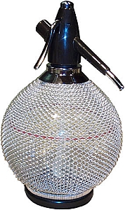 Classic Round Soda Siphon Old