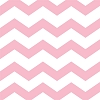 Chevron/Dots Cocktail Napkin - Classic Pink (pk of 16)