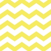 Chevron/Dots Beverage Napkin - Yellow (pk of 16)