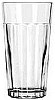 Fluted Tumbler - Glass 16oz