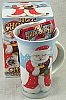 Hot Chocolate Santa Mug