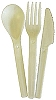 Biodegradable Cutlery Set