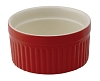 Ice Cream Sprinkles Bowl Red (6 oz)