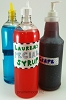Erasable Syrup Bottle Labels Starter Kit - Large