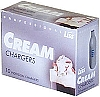 Liss Professional Cream Chargers (box of 10)
