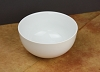 Large White Ice Cream Sundae Bowl - 18 oz