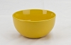 Large Yellow Ice Cream Sundae Bowl - 18 oz