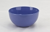 Large Simply Blue Ice Cream Sundae Bowl - 18 oz