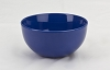 Large Navy Blue Ice Cream Sundae Bowl - 18 oz