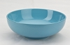 Jumbo Turquoise Ice Cream Sundae Bowl - 28 oz