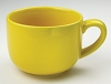 Jumbo Yellow Coffee, Hot Cocoa, Tea Mug 24oz