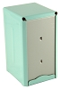 Vintage Style Napkin Dispenser - Light Turquoise