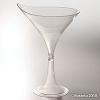 Party Martini Glass 5.5 oz (8 pack)