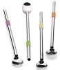 Stainless Steel Spoon Straws (4pk)