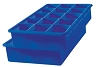 Perfect Ice Cube Trays - Blue