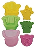 Ice Cream Sandwich Molds  Farm Animals (Set of 3)
