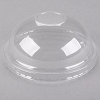 Clear Dome Lid (no hole) for Frozen Yogurt / Ice Cream Cup 12 oz
