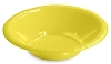 Ice Cream Sundae Party Dish - Yellow - 12 oz (pack of 20)