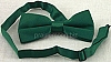 Soda Jerk Bow Tie - Green- Banded