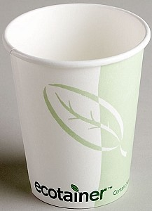Disposable Hot Tea Cup 8 oz (50pcs)