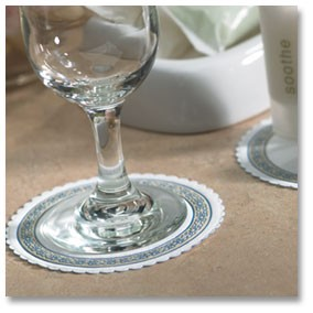 "Regal Beverage Coaster 4"" (100 pcs)"