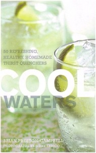 """Cool Waters"" Water Flavoring Book"