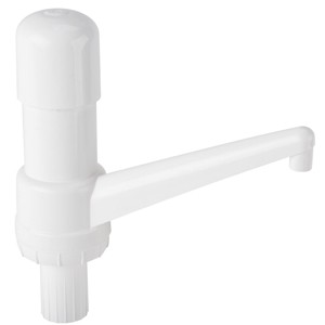 Commercial Syrup Dispensing Pump - Stationary Spout - 1 oz