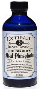 Horsford's Extinct Acid Phosphate (8 oz)