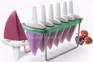 Sailboat Freezer Pop Maker