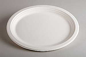 "Disposable Platter 12.5"" Oval (125pk)"
