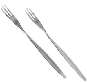 Olive Forks (set of 2)